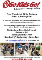 Free Wheelchair Training Skills
