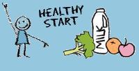 Healthy Start Welcome logo