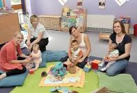 Baby and toddler groups