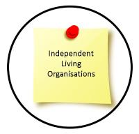 Independent Living Organisations