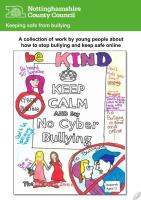 Keeping Safe from Bullying