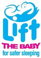 Lift the baby logo