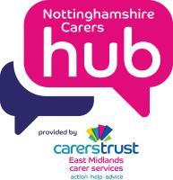 Nottinghamshire Carers Hub logo