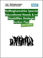 Nottinghamshire Special Educational Needs & or Disabilities Strategic Action Plan