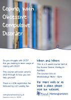 OCD course poster