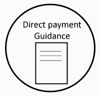 Direct payment guidance