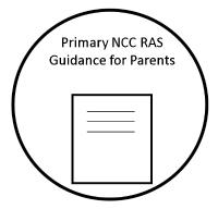 Primary NCC RAS Guidance for parents