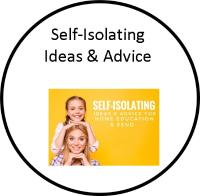 Self Isolating Ideas and Advice