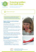 tooth decay guidance parents