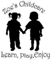 Zoe's Childcare Logo
