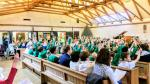 School service at St Peter's