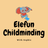 Elefun Childminding logo