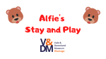 Alfie's Stay and Play logo