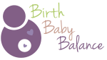 Birth Baby Balance Logo