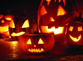 Half Term Halloween Entertainment at Blenheim Palace
