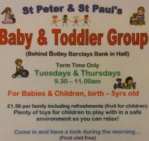 Botley Baby and toddler group