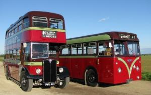 Oxford Bus & Morris Motors Museum