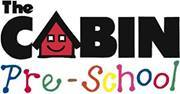 The Cabin Pre School Logo