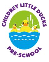 Childrey preschool logo