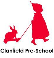 Clanfield Pre-school Logo