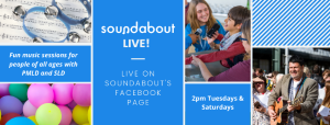 Soundabout Live!