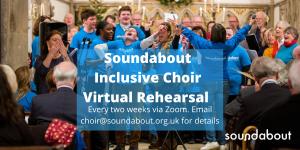 Soundabout Inclusive Choir