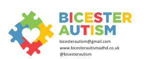 Bicester Autism logo