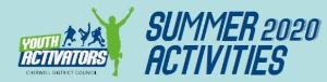 Summer activities logo