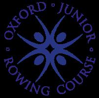 Oxford Junior Rowing Course logo