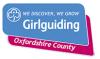 Girlguiding Oxfordshire logo