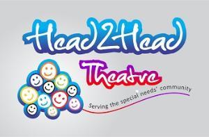 Head 2 Head Theatre logo