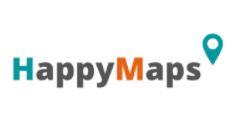 Happy maps logo