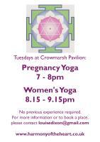 Harmony of the Heart Pregnancy Yoga
