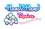 Head2Head Theatre logo