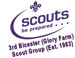 3rd Bicester Scouts
