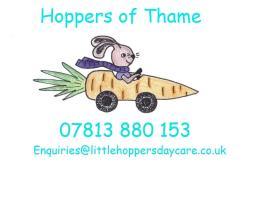 Hoppers of Thame logo