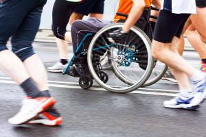 Inclusive road racing