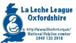 La Leche League Oxfordshire logo