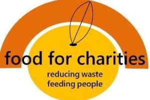 Food for charities logo