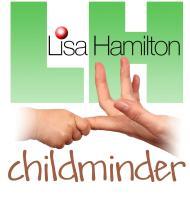 Lisa Hamilton Childminder Logo