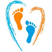 Little footsteps logo