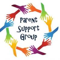 Parent support group logo