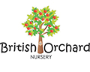 British Orchard Nursery logo