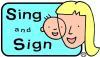 Sing & Sign logo