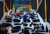 play inside barn