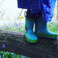 Muddy Boots Forest Tots