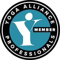 Yoga Alliance Members logo
