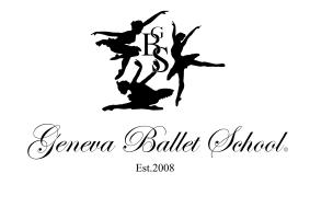 Geneva Ballet School Logo
