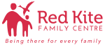 Red Kite Family Centre Logo and Motto