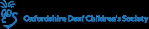 Oxfordshire Deaf Children's Society logo